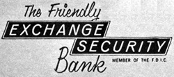 Exchange Security evolved into the present-day Regions Bank